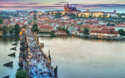 Tag familien med på en skøn ferie til Prag