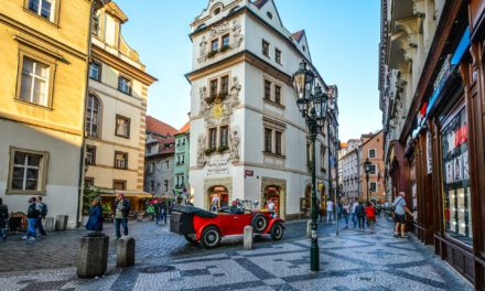 Skrotpræmie kan give dig en billig tur til Prag