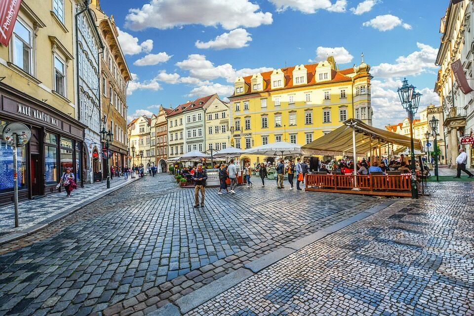 Kulturel storbyferie? Rejs til Prag
