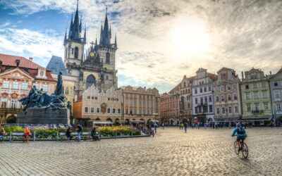 Næste stop Prag
