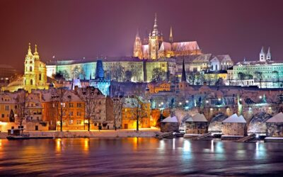 Tag på fodboldrejse i Prag