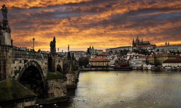 Rejser til Prag