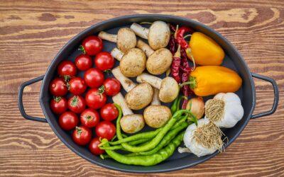 Spis sundt, mens du rejser – sådan gør du