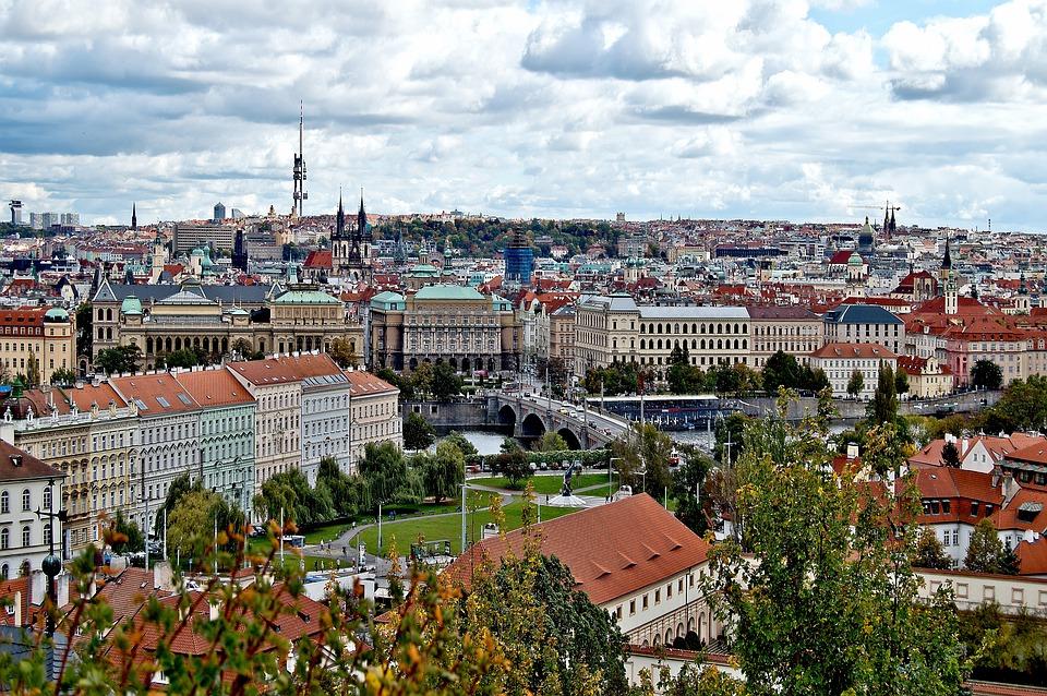 Prag storby
