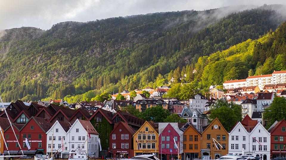 Norske byer og kultur