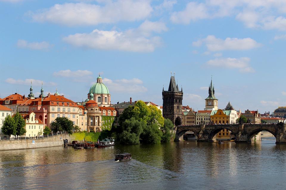 Vand i Prag