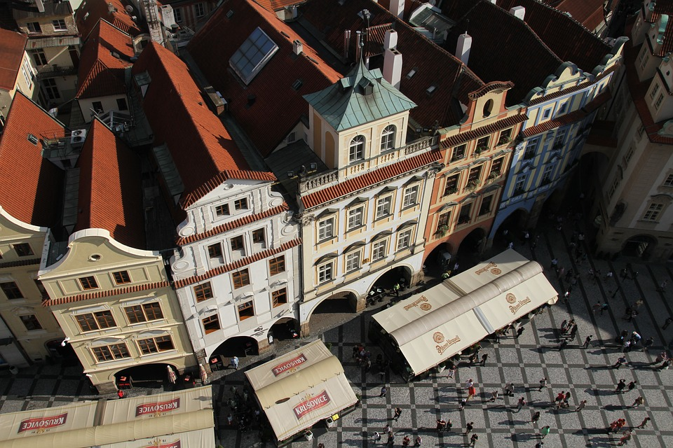 Gade i Prag