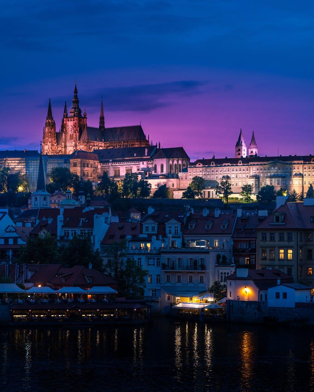 Prazský Hrad i Prag