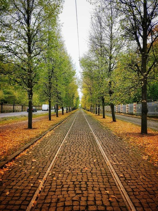 Efterår i Prag