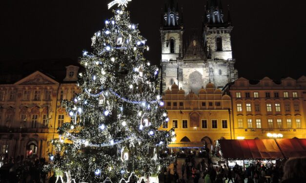 Julemåneden i Prag