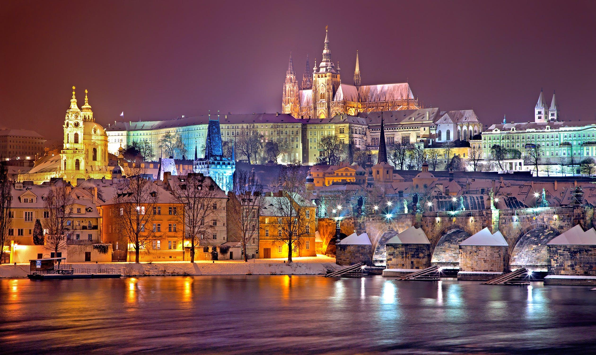 Prag Borg