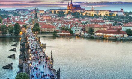 Prag er den oplagte feriedestination