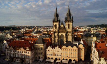 Tag dit arbejde med på ferie til Prag