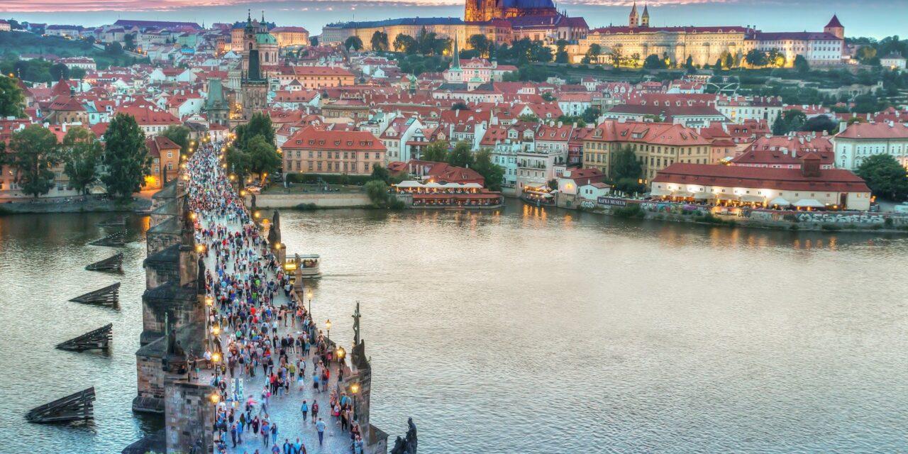 Få de bedste spiloplevelser i Prag