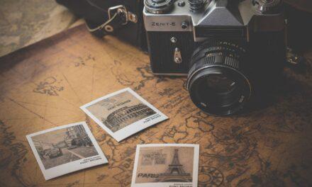 Tag altid en masse billeder på ferien