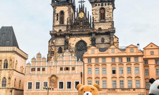 Tag hunden med til Prag