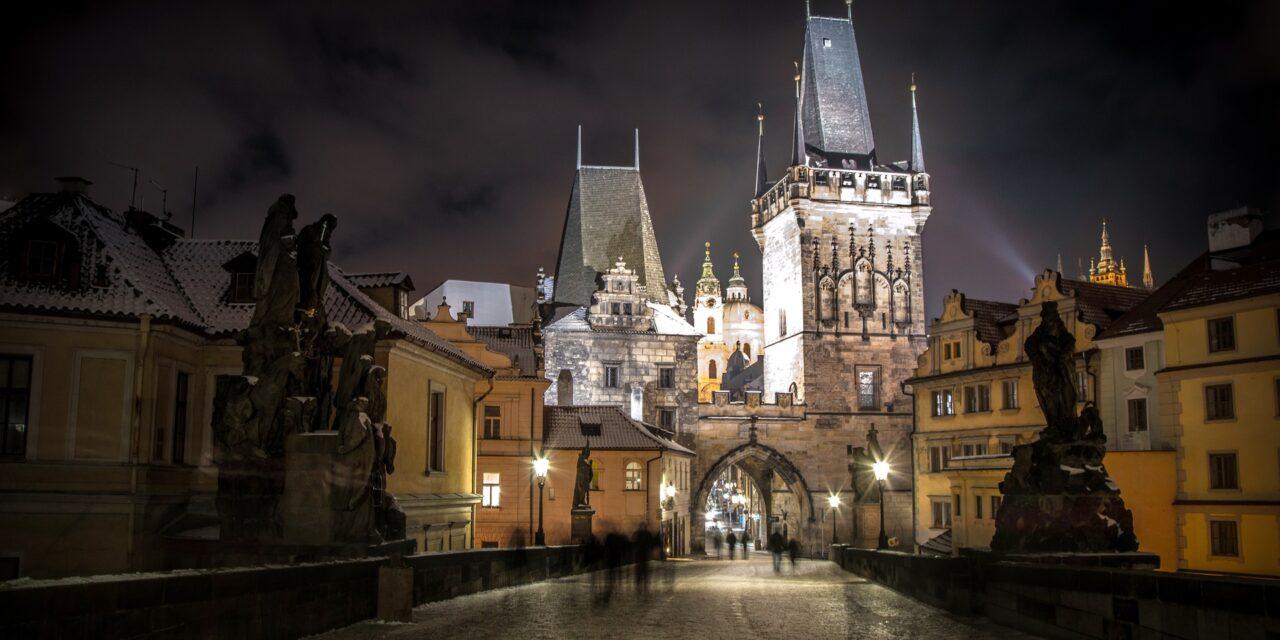 En tur til Prag for hele familien
