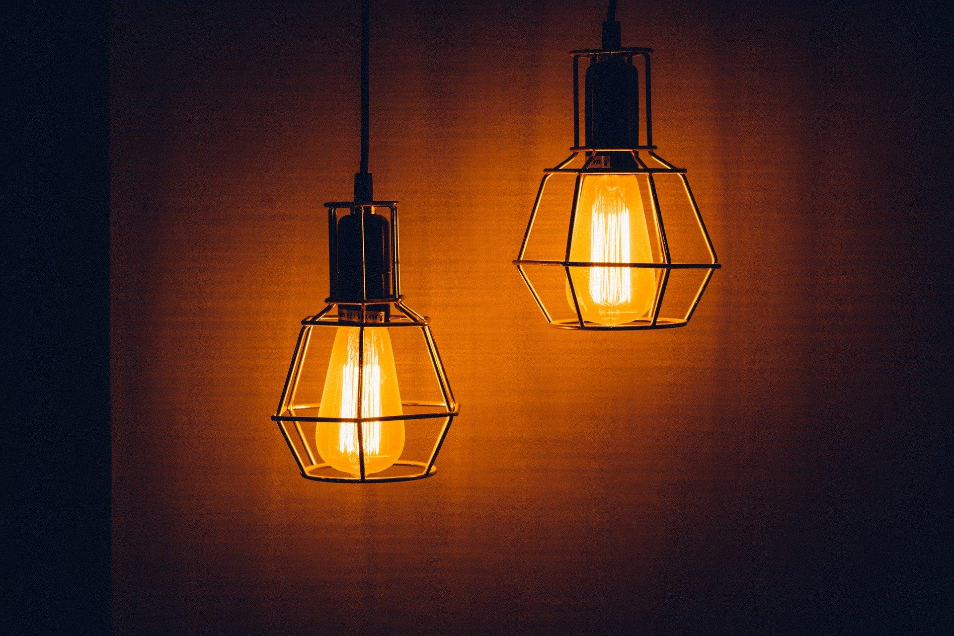Lampe til hjemmet