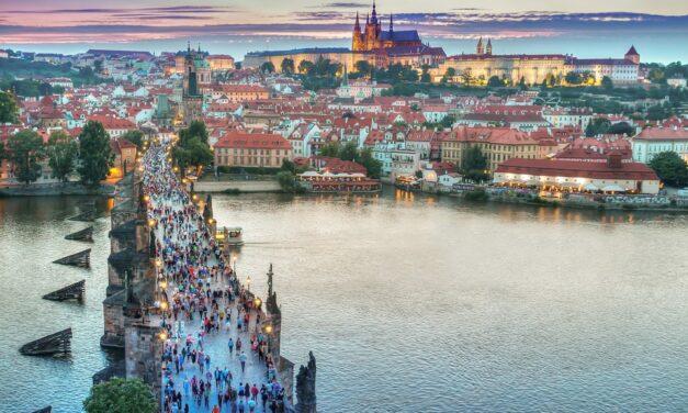 Få en sikker tur til Prag