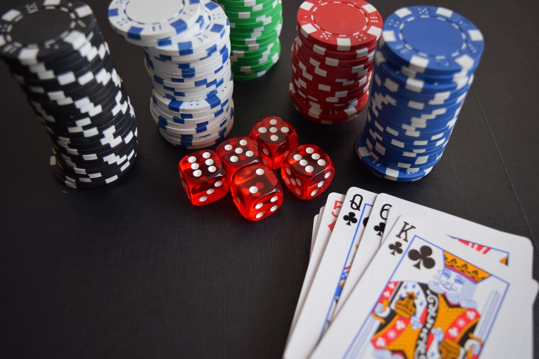 Gambling spil