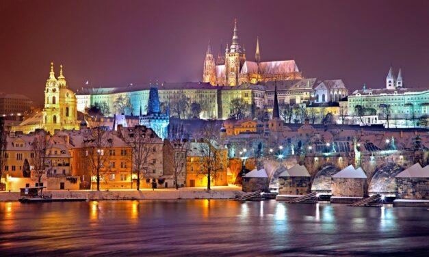 Rejsetiden til Prag behøver ikke at være kedelig